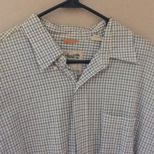 Timberland button up dress shirt